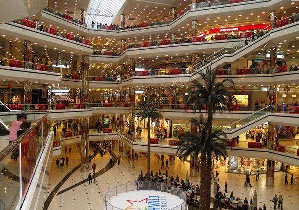 Cevahir shopping center