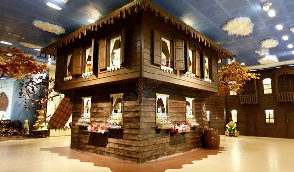 موزه شکلات استانبول
