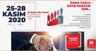 نمایشگاه بین المللی حق امتیاز و برندسازی استانبول