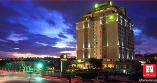 هتل هالیدی این ایرپورت استانبول