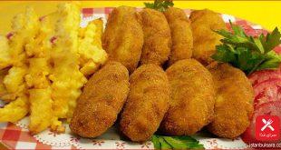 کتلت مرغ ترکیه