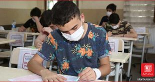 اعمال مقررات منع تردد در روزهای آزمون سراسری دانشگاه های ترکیه