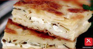 سو بورکی، از غذاهای مطبخ عثمانی