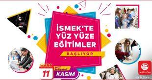 ثبت نام کلاس های رایگان ISMEK در استانبول
