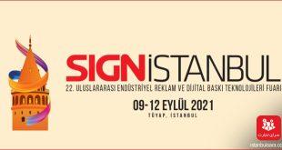 نمایشگاه بین المللی صنعت تبلیغات و چاپ استانبول
