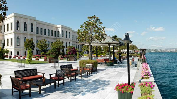 هتل فور سیزن بسفروس استانبول