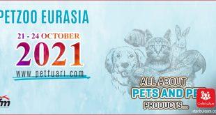 نمایشگاه حیوانات خانگی ترکیه