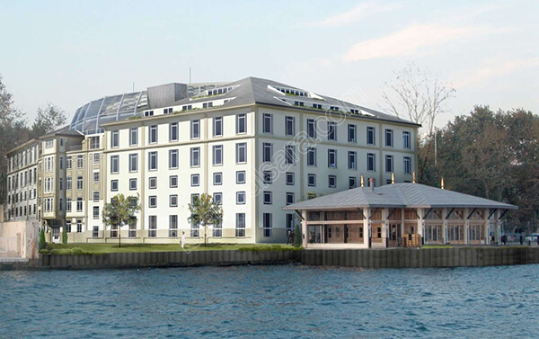 هتل شانگری-لا بسفروس استانبول