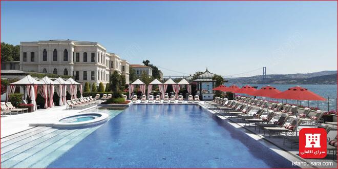 معرفی بهترین هتل های منطقه بشیکتاش استانبول