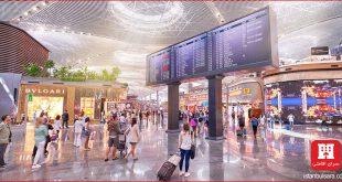 6 هتل نزدیک به فرودگاه استانبول را بشناسید