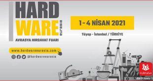 نمایشگاه بین المللی ابزارآلات و سخت افزار اوراسیا استانبول