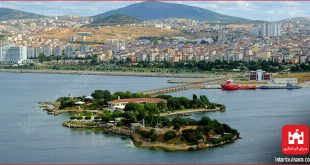 منطقه پندیک استانبول