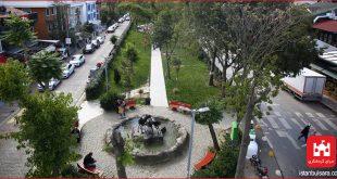 محله کوشو یولو استانبول