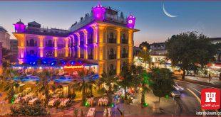 هتل جلال اقا کوناقی استانبول