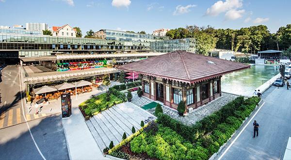 مرکز خرید یونیک استانبول