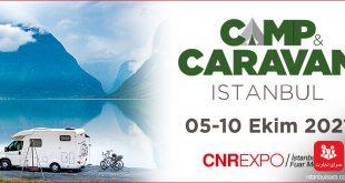 نمایشگاه تجهیزات کمپینگ و کوهنوردی استانبول