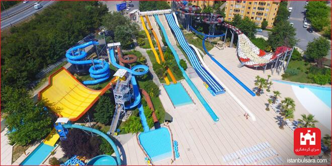 پارک آبی آکوا کلاب دلفین استانبول
