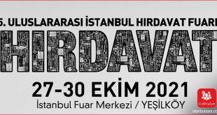 نمایشگاه بین المللی سخت افزار و ابزارآلات استانبول