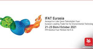 نمایشگاه بین المللی فناوری های زیست محیطی استانبول
