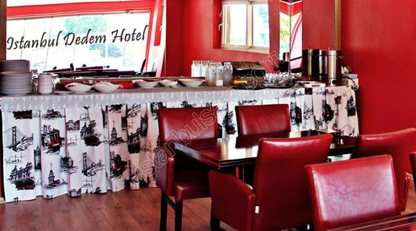 هتل ددم استانبول