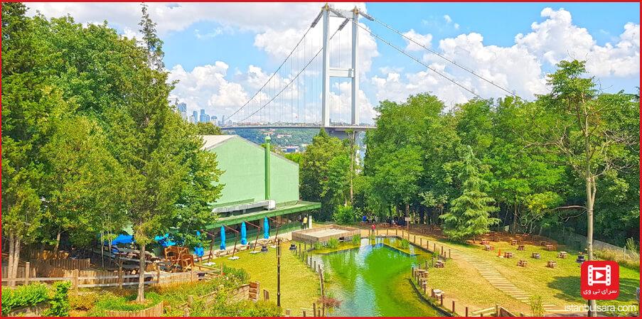 پارک نقاش تپه استانبول