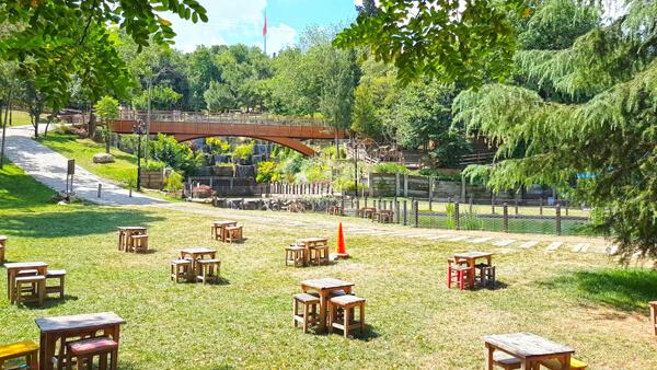 پارک ملی نقاش تپه استانبول