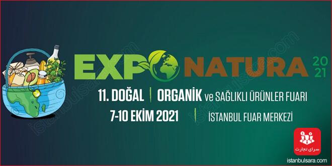 نمایشگاه بین المللی محصولات طبیعی، ارگانیک و سالم استانبول