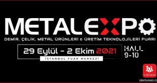 نمایشگاه فولاد و محصولات فلزی استانبول
