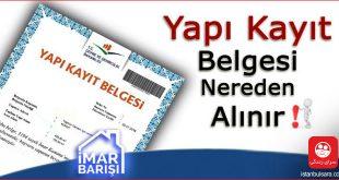 گواهی ثبت ساختمان در ترکیه و اهمیت آن