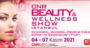 نمایشگاه لوازم آرایشی و زیبایی استانبول