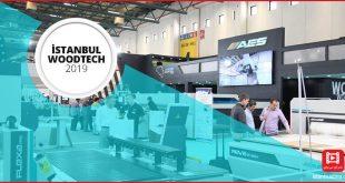 نمایشگاه ماشین آلات و یراق آلات صنایع چوب استانبول